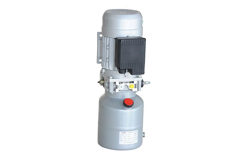 Single Mast High Altitude Working Vehicle Power Unit