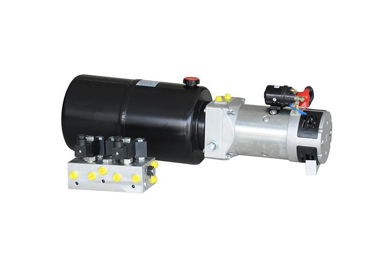 Gantry-moving Type Stacker Power Unit
