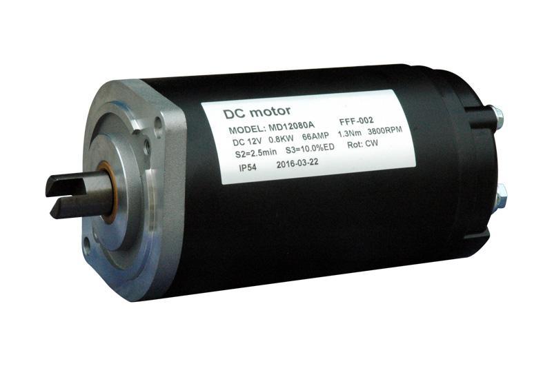 DC Motors-MD12080AE